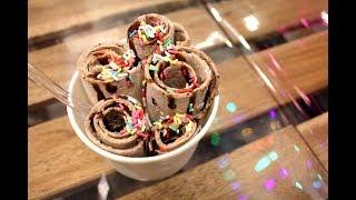 Мороженое в Тайланде