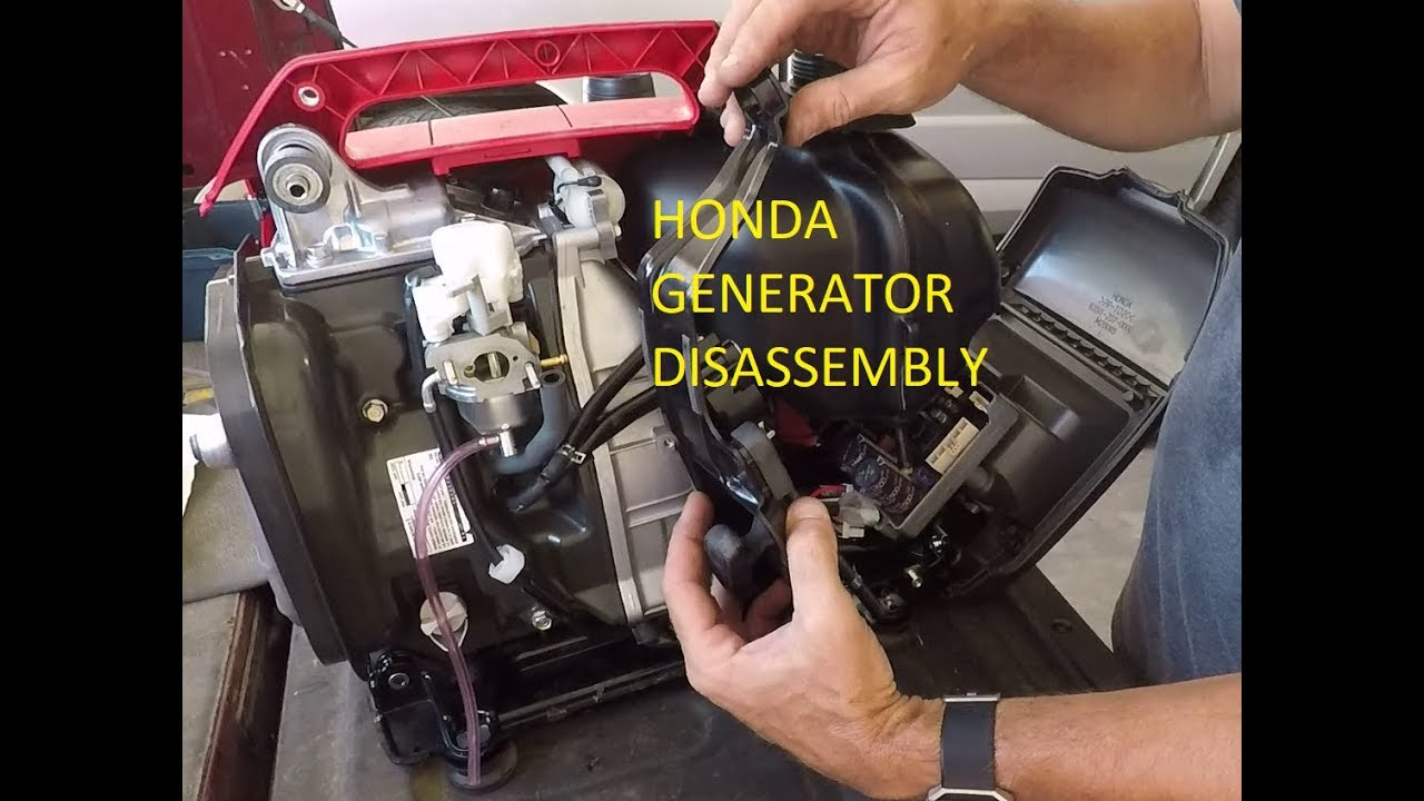 honda eui fuel system complete disassembly  inspection youtube