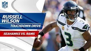 Russell Wilson Leads Incredible TD Drive in LA! | Seahawks vs. Rams | NFL Wk 5 Highlights