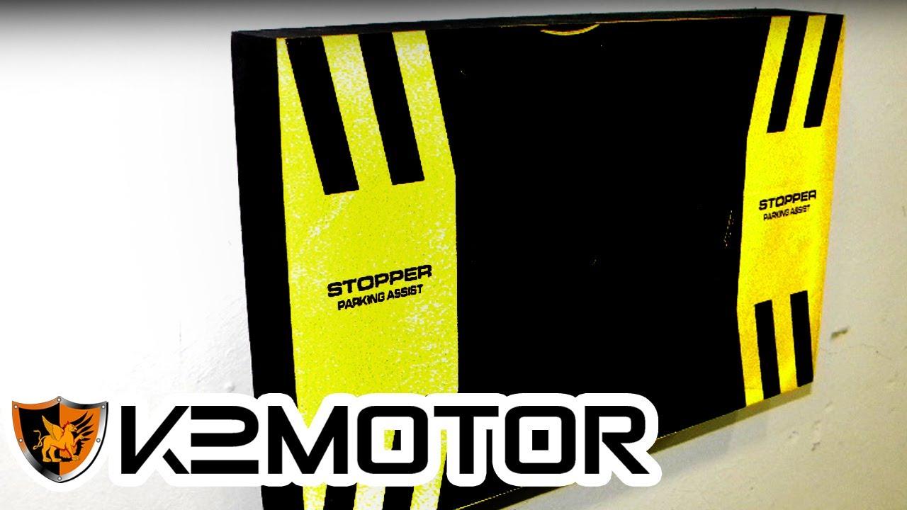 K2 Motor Installation Video Easy Park Garage Parking