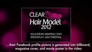 Unilever: CLEAR Hair Model 2012 case study video