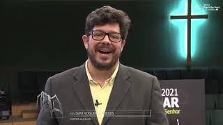 Diário de um Pastor com o Reverendo Davi Nogueira Guedes - 1ª Pedro 1:13-16 - 20/06/2021
