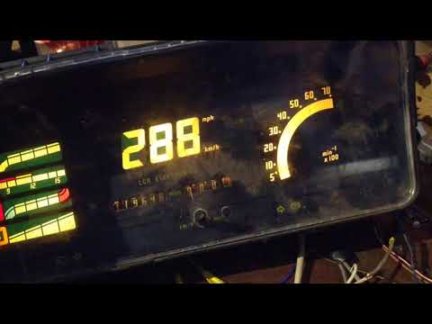 Monza Kadett Gsi Gts Digital Dash Clocks Review
