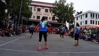 [Đập Như BOM] Chung kết bóng chuyền hơi nữ huyện Văn Giang 2019 Xuân Quan- Cửu Cao