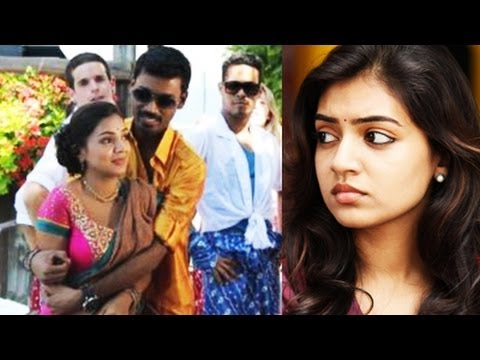 Nazriya complaints against Nayyandi team Travel Video