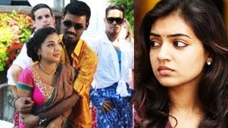 Nazriya complaints against Nayyandi team