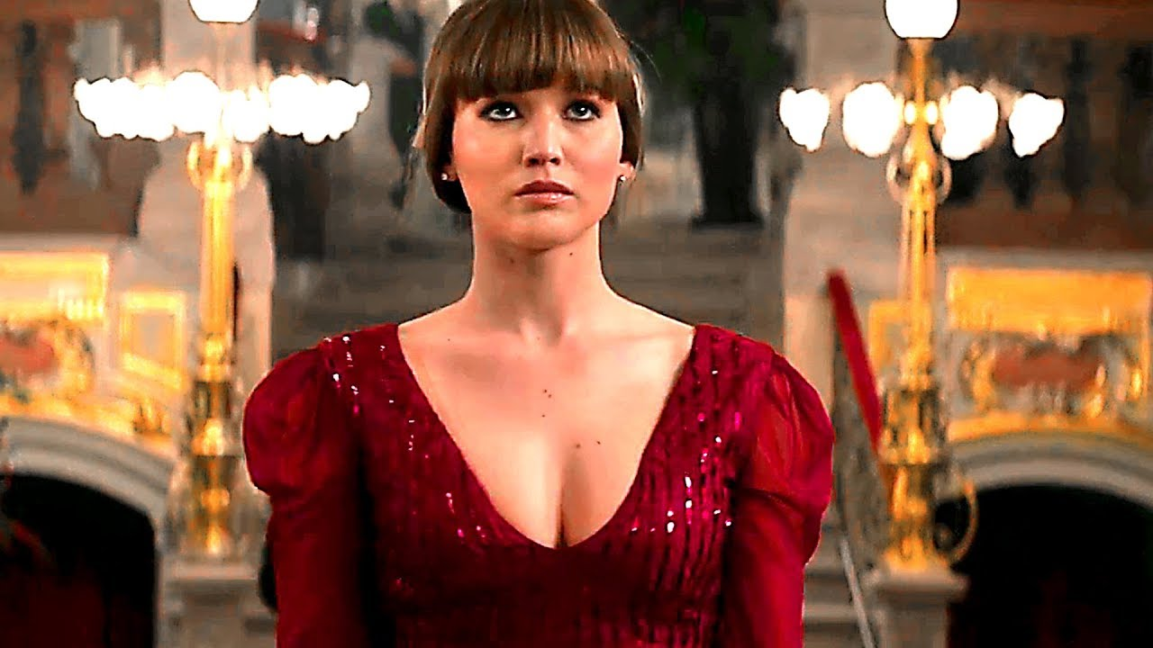 Image result for Red Sparrow 2018