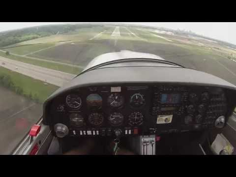 Landing at St. Louis Downtown Airport