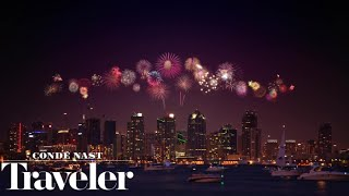 The Best 4th of July Fireworks in the USA   Condé Nast Traveler