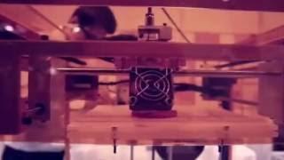 Video shooted at 3D Printing World Expo 2015, Mumbai
