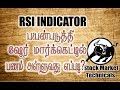 How to EARN MONEY by USING RSI INDICATOR TAMIL |STOCK MARKET TECHNICAL