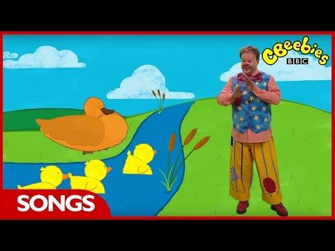 CBeebies Songs   Something Special   Three Little Ducks
