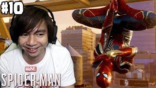 Martin Lee Tertangkap - Spiderman Indonesia Part 10