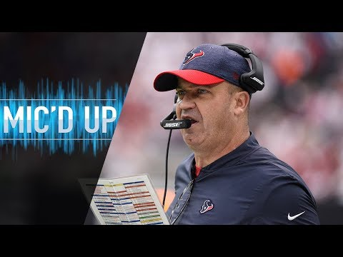 """Bill O'Brien vs. Cowboys """"It's the Roughing the Passer That's CRAZY Now"""" 