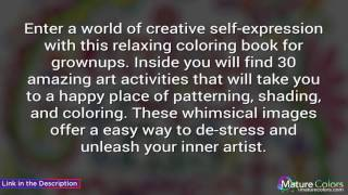 Good Vibes Coloring Book Coloring Is Fun | Mature Colors