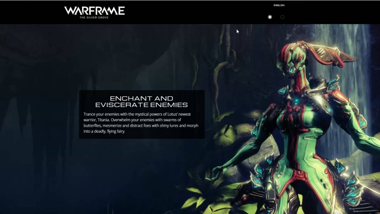 Image result for Silver Grove Warframe