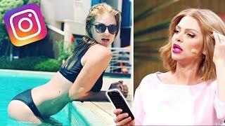 Как закодировать блондинку от INSTAGRAM зависимости? – Дизель Шоу 2019 | ЮМОР ICTV