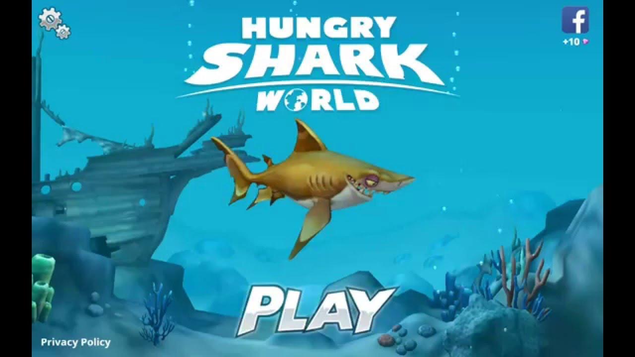<b>Hungry Shark</b> World (Hack and <b>Cheats</b>) - Unlimited Money + Gold ...