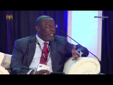 Innovation Africa 2016 - Huawei Session: Connectivity & the ICT Ecosystem for Africa