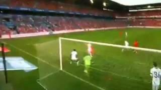 Liverpool vs. Valerenga 87th Minute Goal