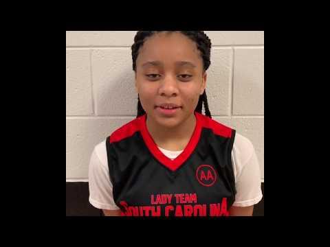 Alex Bennon (Lady Team South Carolina/Bryson Middle/Simpsonville, SC) 2024 5'6 G