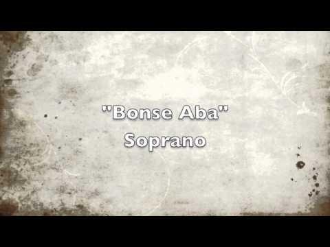 Bonse Aba- Soprano