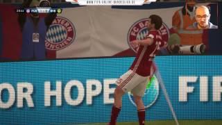 FC Bayern München : Borussia Dortmund |LIVESTREAM| DFB Pokal Halbfinale 25.04.2017 FIFA 17