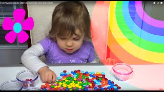 Genevieve Teaches Kids Colors!