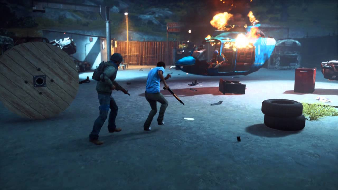 how to fix just cause 3 glitches