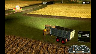 Lets Play Agricultural Simulator 2011 -Biogas Add on -  Ep 017