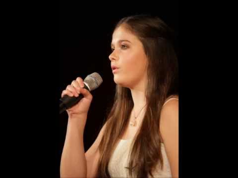 Lauren Baker - Gravity  (2 July 2013 - 14 yrs although she will be 15 on the 24th)