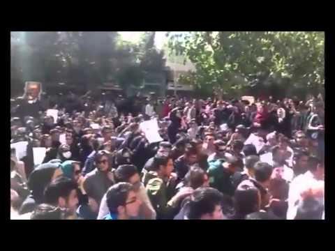 Iran: Isfahan residents protesting acid attacks - ENG sub