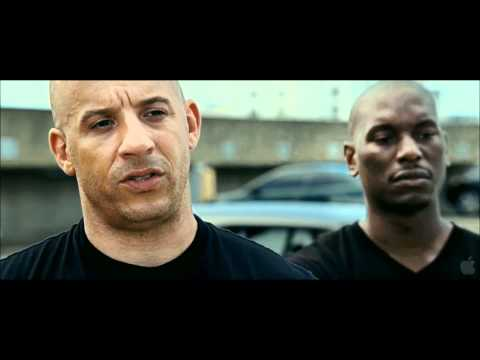 Fast Five 2011 SoundTrack and Trailer  Don Omar  Danza Kuturo HD
