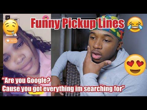 Hilarious Pickup Lines on Random Girls | Monkey App