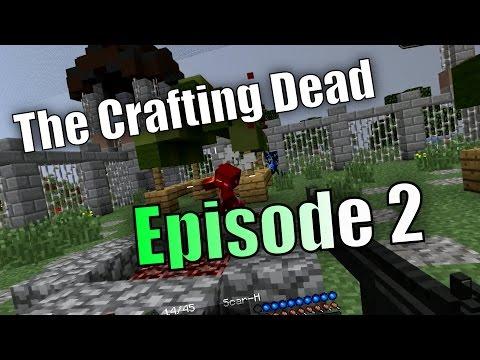 Full download dansk minecraft the walking dead crafting for Crafting dead mod download