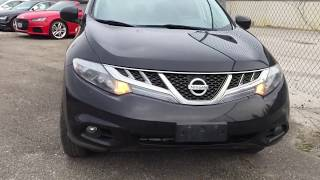 2011 Nissan Murano Exterior & Interior Tour and Test Drive