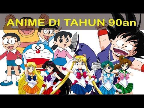 Senarai Anime 90an Yang Menggamit Memori