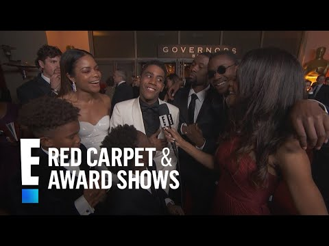 'Moonlight' Cast Reacts to Wild 2017 Oscar Win! | E! Red Carpet & Award Shows