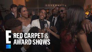 """Moonlight"" Cast Reacts to Wild 2017 Oscar Win! | E! Red Carpet & Award Shows"