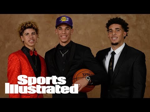 LaMelo And LiAngelo Ball Nearing Deal With Lithuanian Club   SI Wire   Sports Illustrated