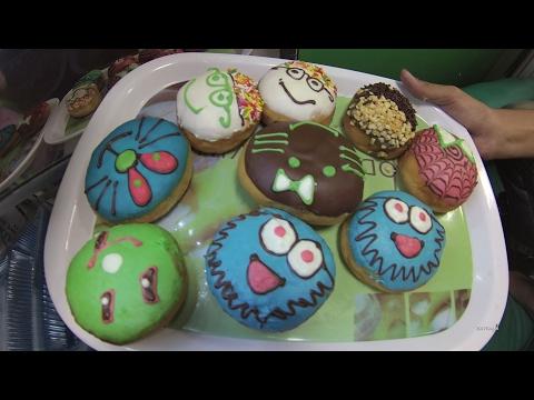 Jakarta Street Food 1186 Part.1 TriCycle Happy Donut Donat-donat lucu dan enak  BR TiVi 5070
