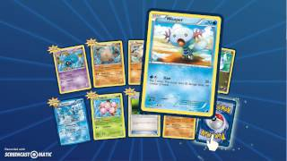 Pokemon TCG Booster Pack Opening! 1.) Ooooo Shiny!