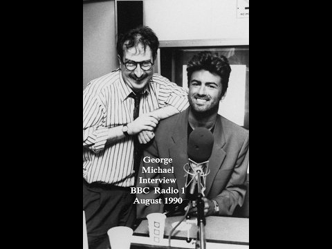 George Michael Radio 1 interview - August 1990