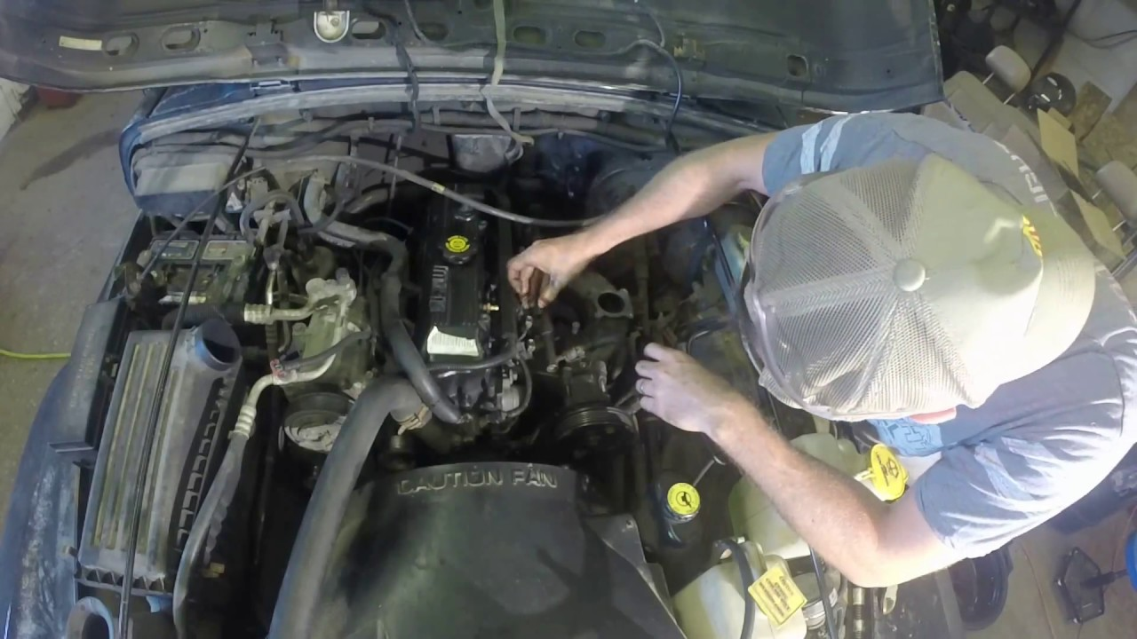 Jeep Wrangler Tj Intake Exhaust Manifold Gasket Replacement Youtube
