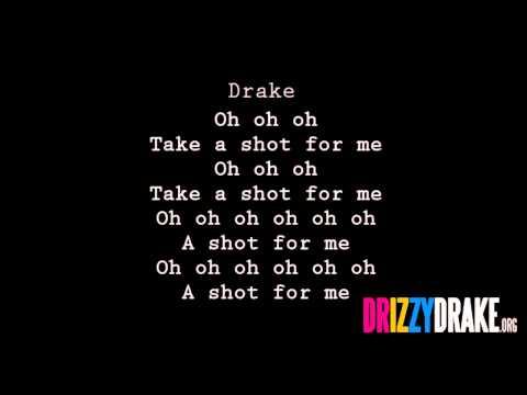 Drake - Shot for me Lyrics [VIDEO]