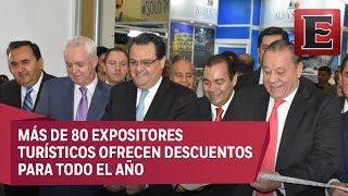 Inauguran Acapulcazo 2017 en WTC de CDMX