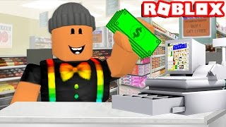 STARTING MY OWN STORE IN ROBLOX
