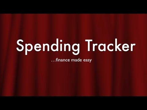 Spending Tracker App Demo (Android)