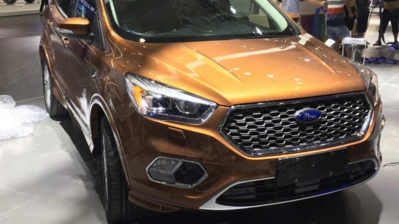 2019 ford kuga suv first look youtube. Black Bedroom Furniture Sets. Home Design Ideas