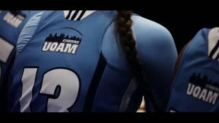 UQAM Citadins Basketball féminin saison 2016-2017